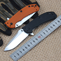 MARS MADAM D2 Folding Knife Camping Survival Knives High hardness Hunting Pocket Knife With Ball Bearing