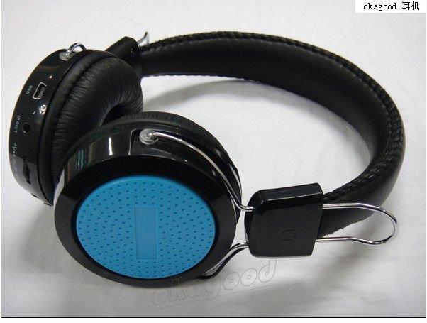 2012 New Style 1 pcs  MJ-198 Voice Recorder wireless bluetooth headset  Earphone&headset Freeshipping