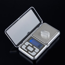 in stock ! Stainless steel 500g 0.1g Digital Electronic LCD Jewelry Pocket Weight Scale(China (Mainland))