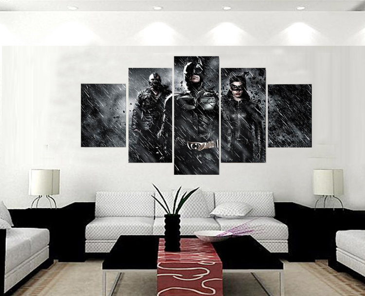 Movie Themed Wall Art Decorating Ideas