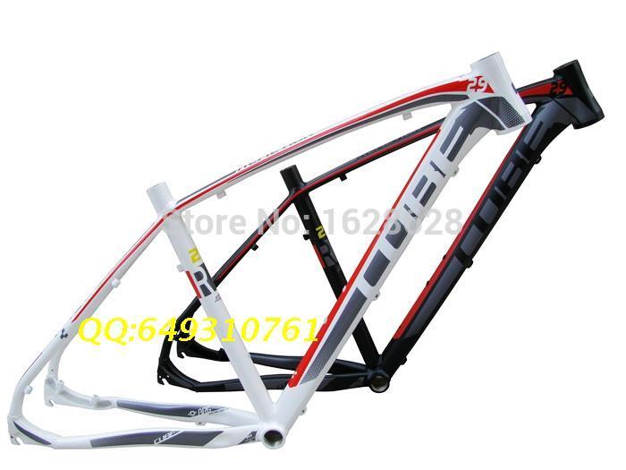 "EMS 2015 CUBE REACTION colorful aluminum alloy ultra-light MTB mountain bike frame 26"" 27.5"" 29"" DIY frame(China (Mainland))"
