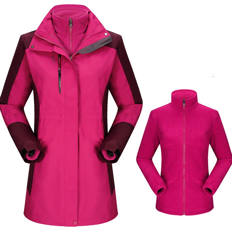 3 in 1 Hiking jacket (5)
