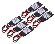 6PCS 30A SimonK Prgramme RC Brushless ESC With BEC 3A for 450 500 550 Quadcopter Multicopter(China (Mainland))