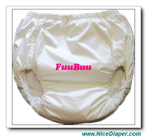 Free Shipping FUUBUU2044-2PCS PUL Adult Diaper/ incontinence pants /Adult baby ABDL(China (Mainland))