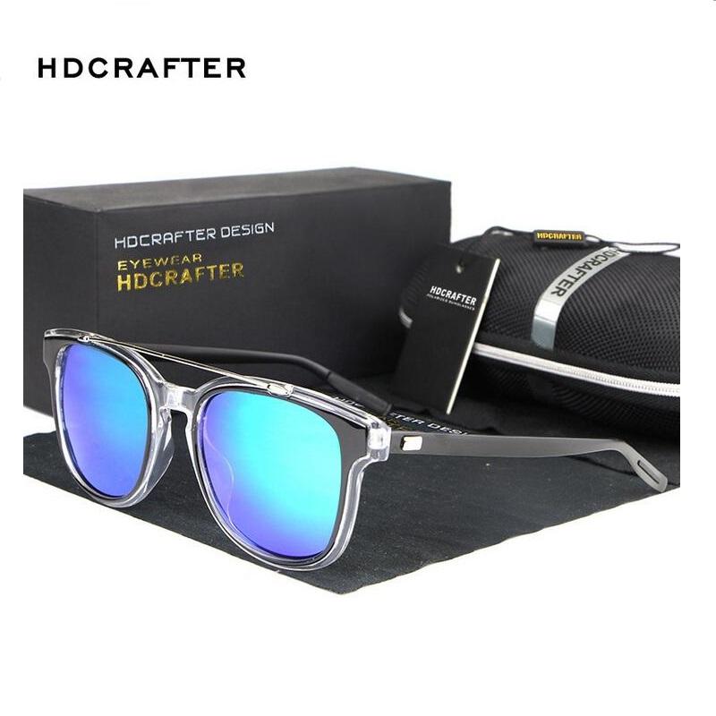 2016 new to stylish retro round retro lens plastic photo frame sunglasses perfect sports driving brand glasses UV400(China (Mainland))