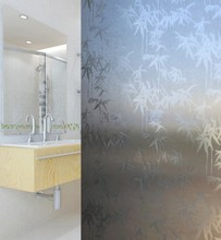 Buy 60*300cm PVC self adhesive Etched opaque decorative frosted privacy window film glass films for $12.35 in AliExpress store