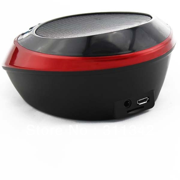 NEW Mini Wireless Bluetooth Speaker Stereo HiFi soundbox Boombox TF/FM Handsfree for Ipad 1 2 3 4 Ipod touch(China (Mainland))