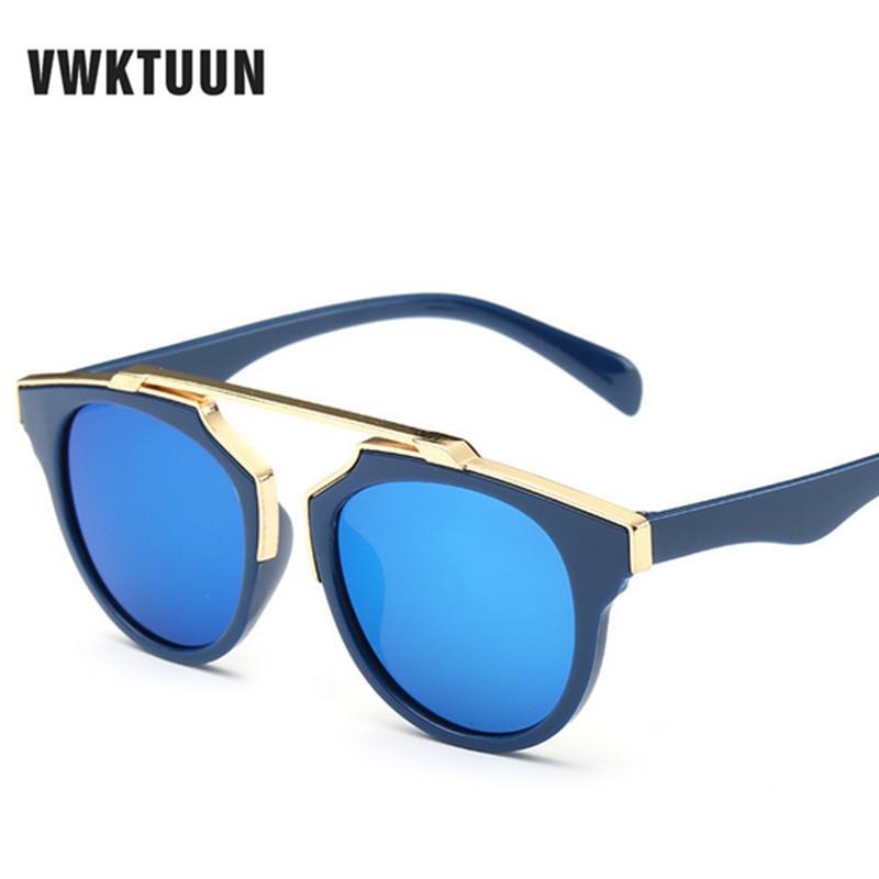 vwktuun brand designer sunglasses children sun