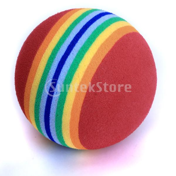 Sponge Golf Ball Golf Training Soft Balls Practice Ball(China (Mainland))