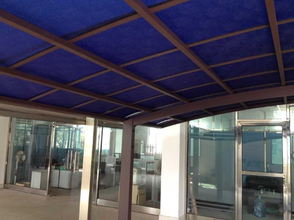 Metal Car Shelter Canopy : Aluminum protective car shelter metal canopy