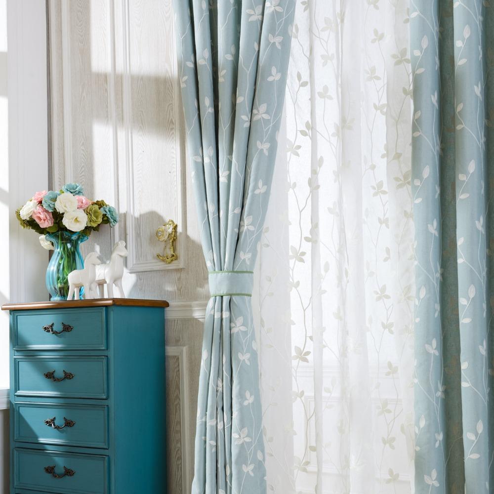 cheap white sheer drapes