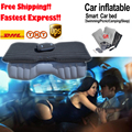 Fastest Express Offroad Travel Inflatable car bed with pillow Inflatable seat outdoor sofa thicken outdoor mattress