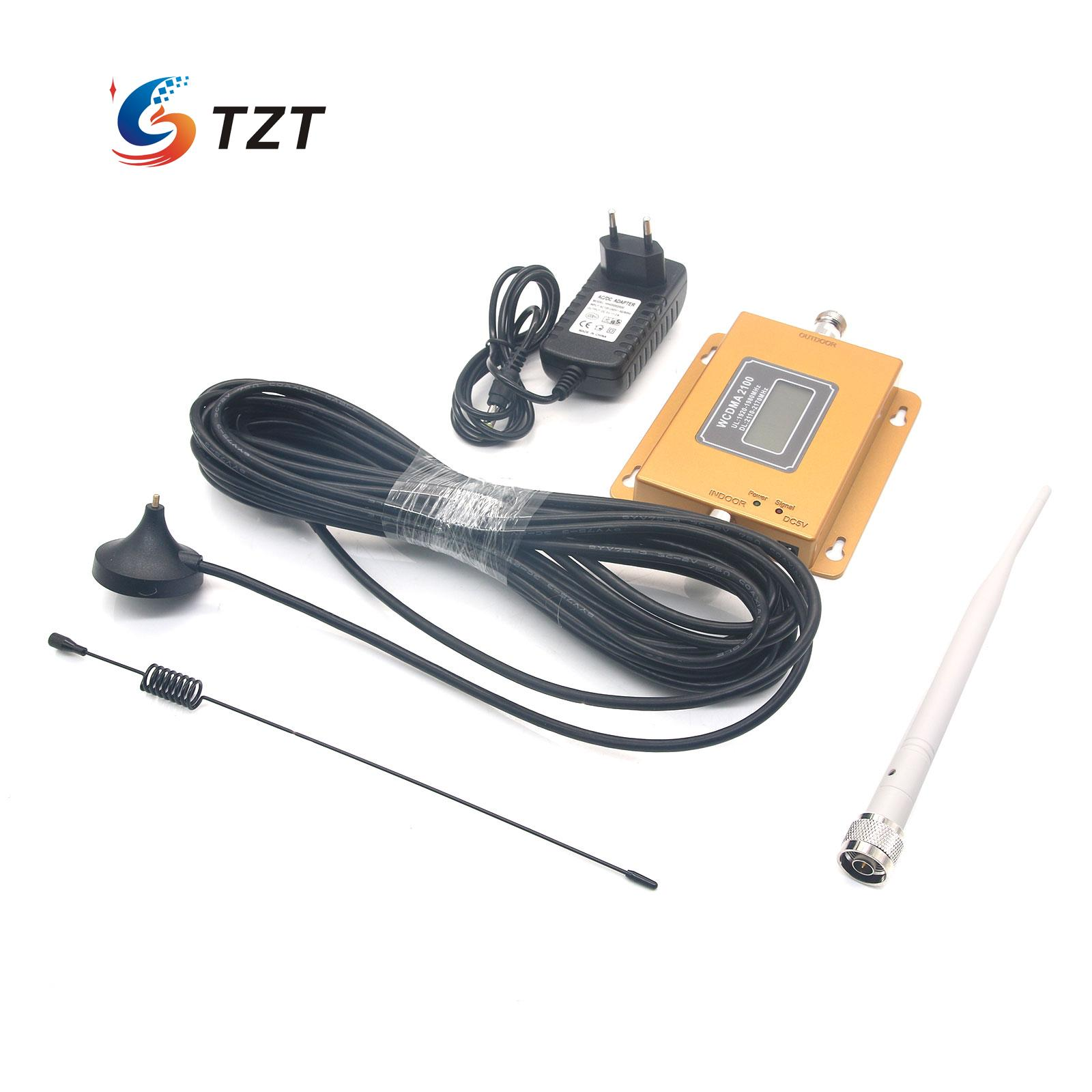 3G UMTS WCDMA2100MHz Mobile Cell Phone Signal Repeater Booster Amplifier+Antenna(China (Mainland))