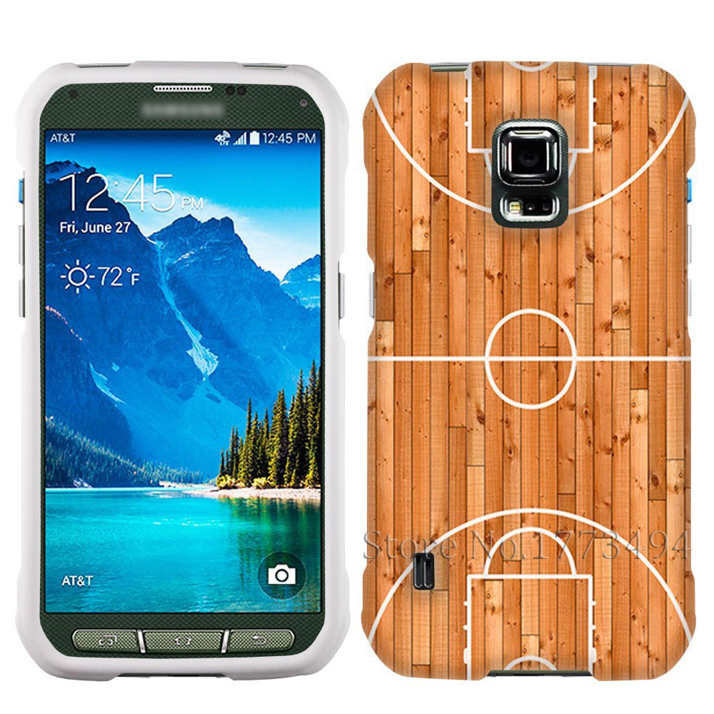 Active Basketball Court Case for iPhone 4 4S 5 5S 5C 6 Plus Touch 5 Samsung Galaxy S3 S4 S5 Mini S6 Edge A3 A5 A7 E5 E7 Case(China (Mainland))