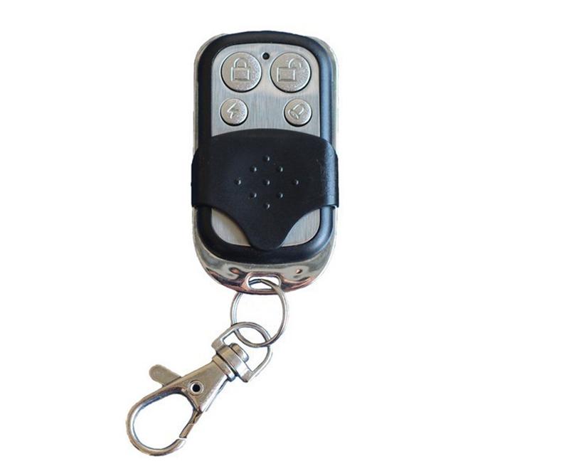 433.92MHz 4 Channel Copy Code Steering Wheel RF Wireless Universal Remote Control Duplicator Cloning Cars Garage Door Opener(China (Mainland))