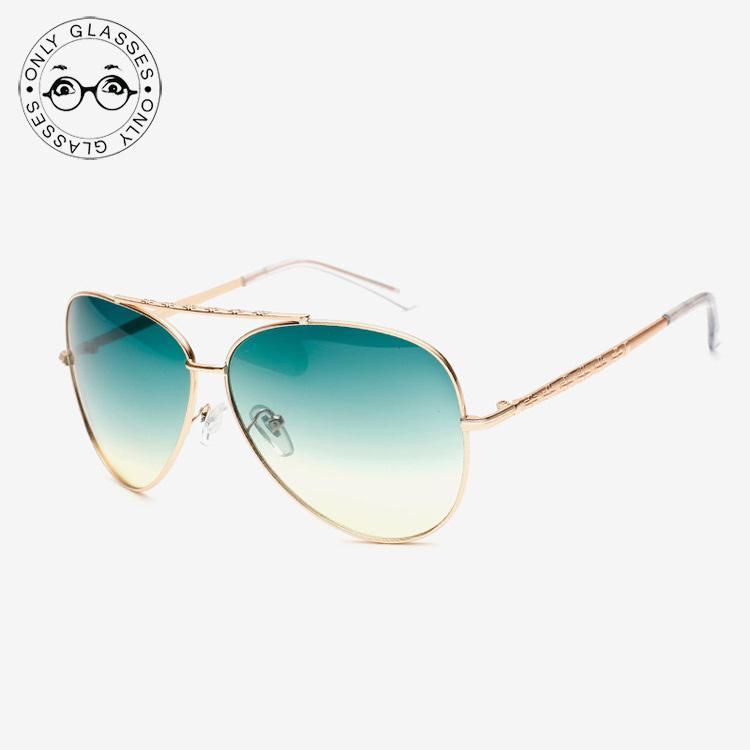 Aviator Sunglasses Women Brand Sun Glasses female Vintage Eyewear women oculos de sol femininoses - Only store