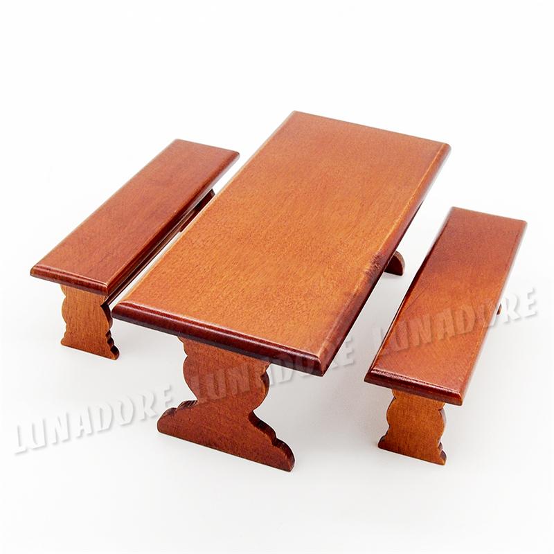 Compra banco de madera de comedor online al por mayor de china ...