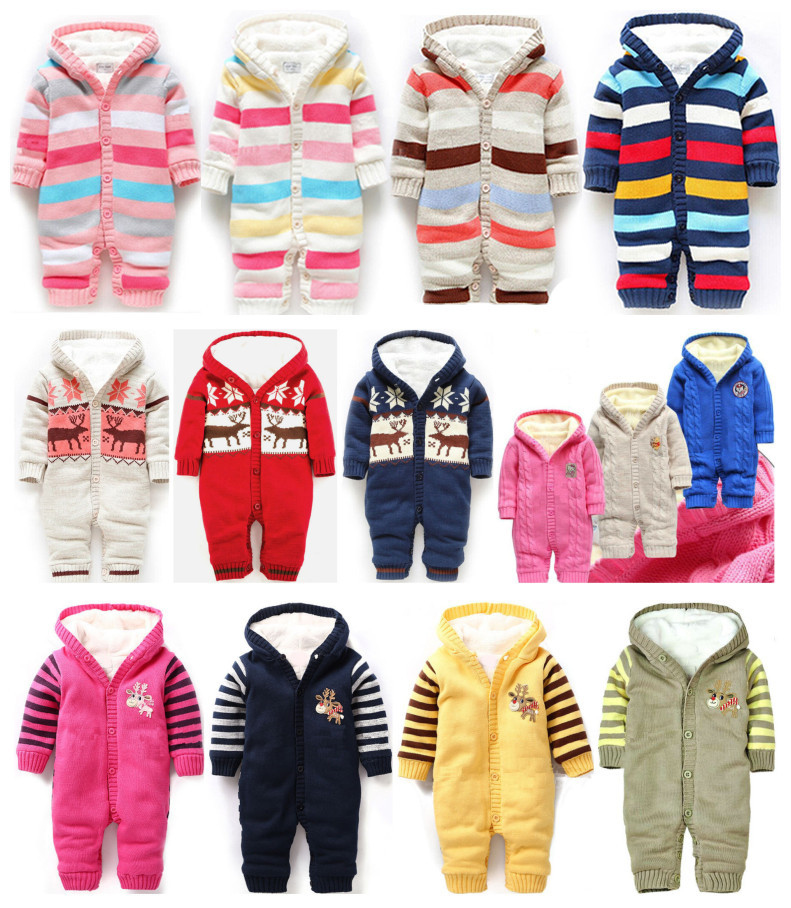 Children 39 s clothing baby cotton thread newborn winter for Fabric for children s clothes
