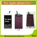 10PCS 6Plus wholesale digitizer lcd 5 5 inch For iPhone 6 Plus LCD Screen Touch Display