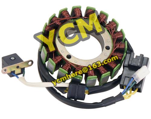 Magneto Coil 12V 18 coils 3 + 2 Pins CFMOTO Water cooled CF188 CF500 500CC UTV ATV 4X4 BUGGY GO KART YCM CF57(China (Mainland))