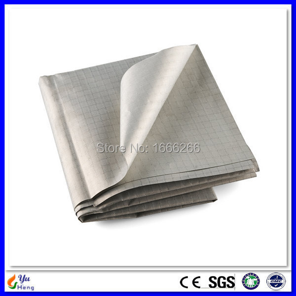 China Supplier RFID Protective Conductive Fabric For Bags