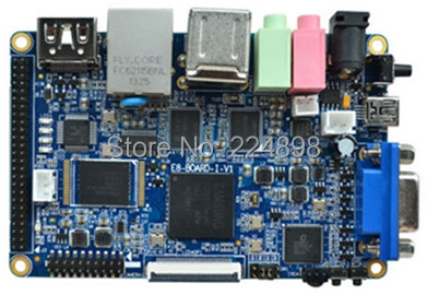 SAMSUNG MINI-PC E8 Cortex A8 Development Board S5PV210 (Android 4.0.4 system) 1GHz 4G Flash 512MB DDR2(China (Mainland))