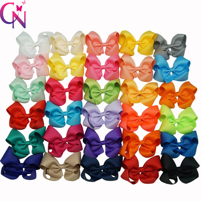 Гаджет  Hot Sale 4 inch boutique hair bows baby girls grosgrain ribbon hair bows with clips 30pcs/lot Free Shipping CNHBW-13040952 None Одежда и аксессуары