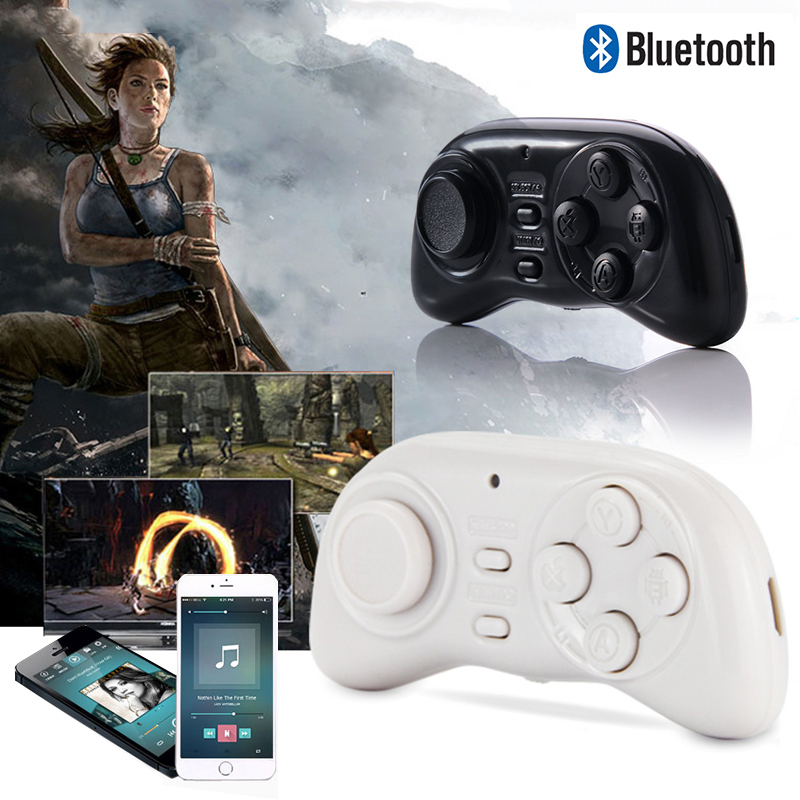 Bluetooth Game Controller With Camera Features Compatible Gamepad For pc For Samsung Ios Mini Wireless Game Handle(China (Mainland))
