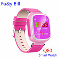 New Fashion Q80 Children s GPS Positioning Smart Phone Watch 1 44 Inch Color Anti Lost