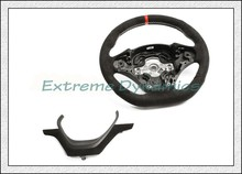 12-15 F30 3 Series 316i 318i 320i 325i 328i 335i MP Rough Leather Steering Wheel(China (Mainland))