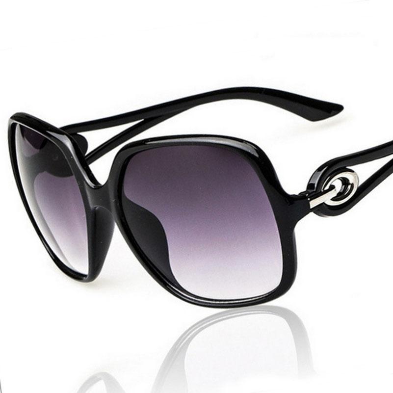 Hollow Out Sunglasses Women Glasses Retro UV400 Oversized Frame Oculos Gafas Lentes de sol Female Sun Glasses Eyewear Sunglasses(China (Mainland))