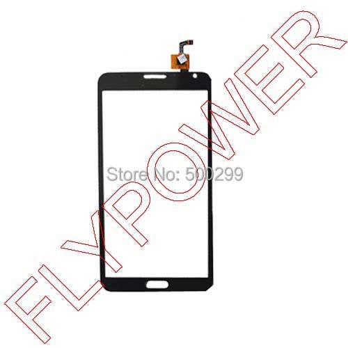 Star Ulefone N9002 Touch Screen Digitizer glass panel black