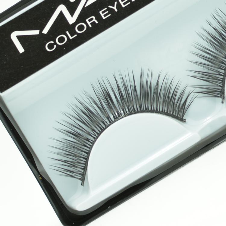 Brand False Eyelash 10Pairs/lot Natural Long Curl Fake Eye Lash Popular Extension Makeup Tool Freeshipping F27 - Make You Up store