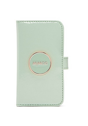FREE SHIPPING MIMCO FLIP CASE FOR IPHONE 6 IPHONE  6S pistachio  Women Wallets high quality leather wallet  fashion BLACK<br><br>Aliexpress