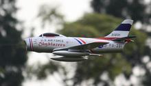 RC Jet Airplane F86 Kit(Hong Kong)