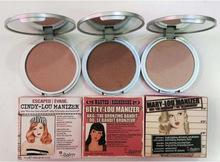 2015 Hot sales Makeup Cosmetics MARY LOU MANIZER,CINDY LOU MANIZER,BETTY LOU MANIZER Highlighter 8.5g Face Pressed Powder