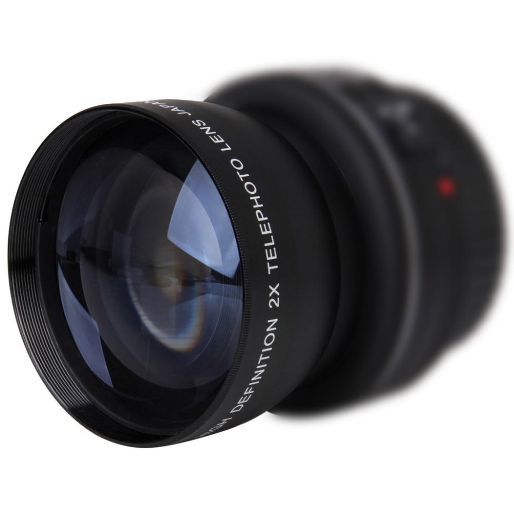 Объектив для фотокамеры Other & 52 2 X & Nikon D5100 D3200 D70 D40 LJ0012901E объектив для фотокамеры nikon s2600 s3100 s4100 s4150