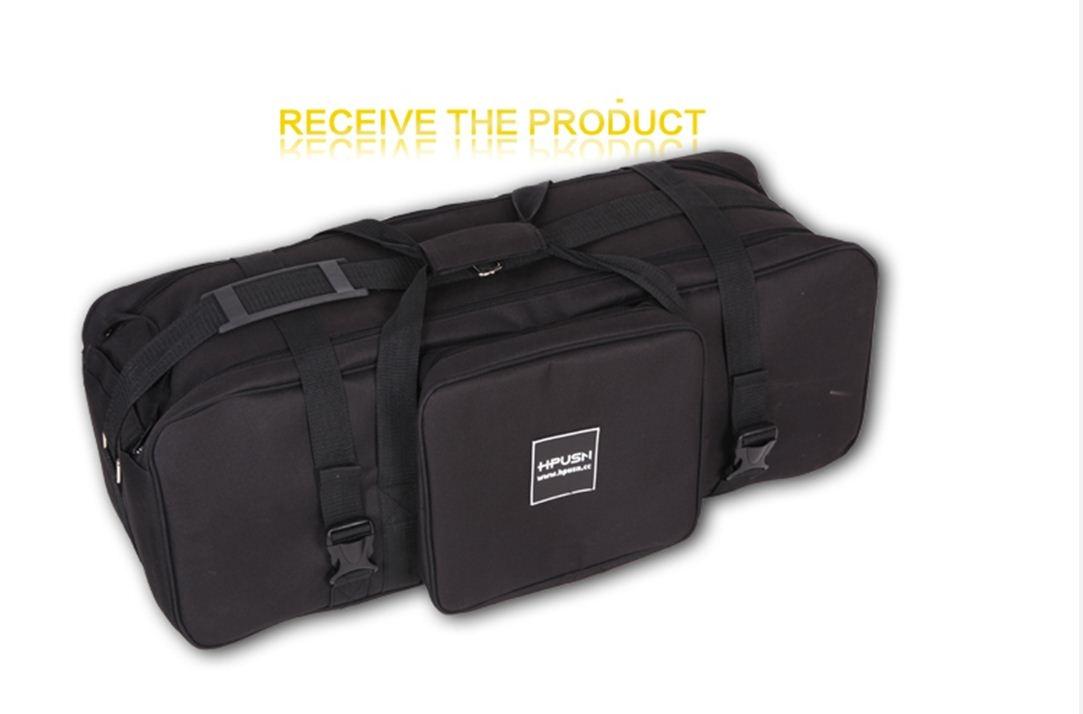 light Kit Bag Photography Photo Studio Flash Strobe Lighting Stand Set Carry Case GODOXNEW 75CM - Online Store 525956 store