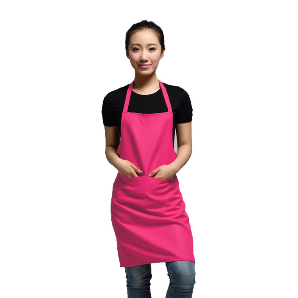 2016 NEW HOT Fashion Lady Women Apron Home House Kitchen Chef Butcher Restaurant Cooking Baking Dress Top Quality(China (Mainland))