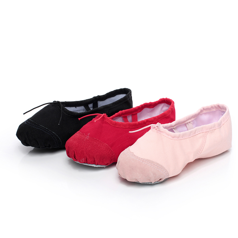 Child And Adult Ballet Pointe Dance Shoes Women's Professional Ballet Dance Shoes Soft Sole Ballet Shoes For Ladies Promotion(China (Mainland))