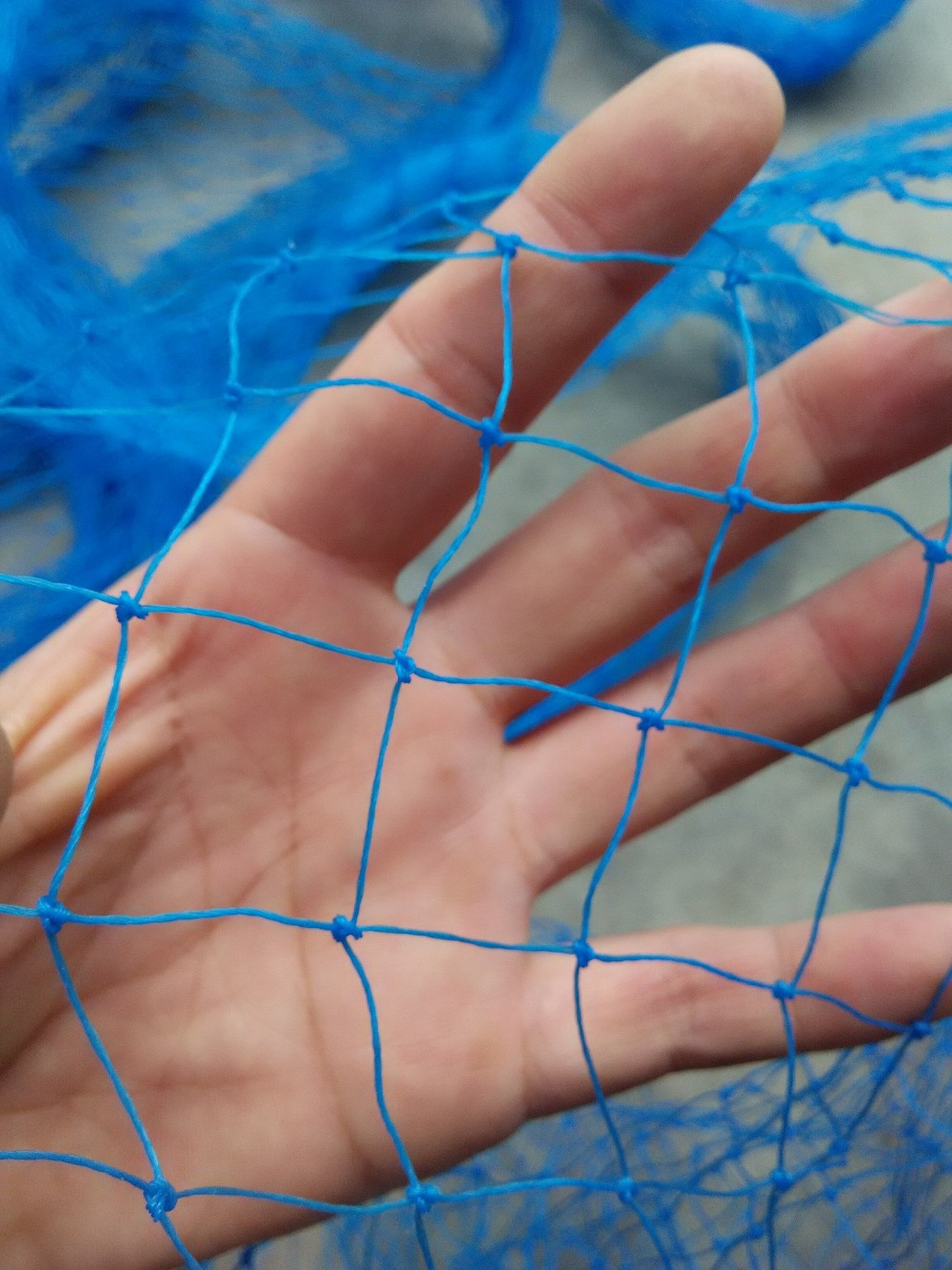 3 m length PE net Poultry production network grid poultry fence net, garden fence mesh Breeding net(China (Mainland))