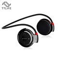 TTLIFE Neckband Wireless Headphones Mini 503 Music Stereo Bluetooth Earphone with Mic Support Micro SD Card