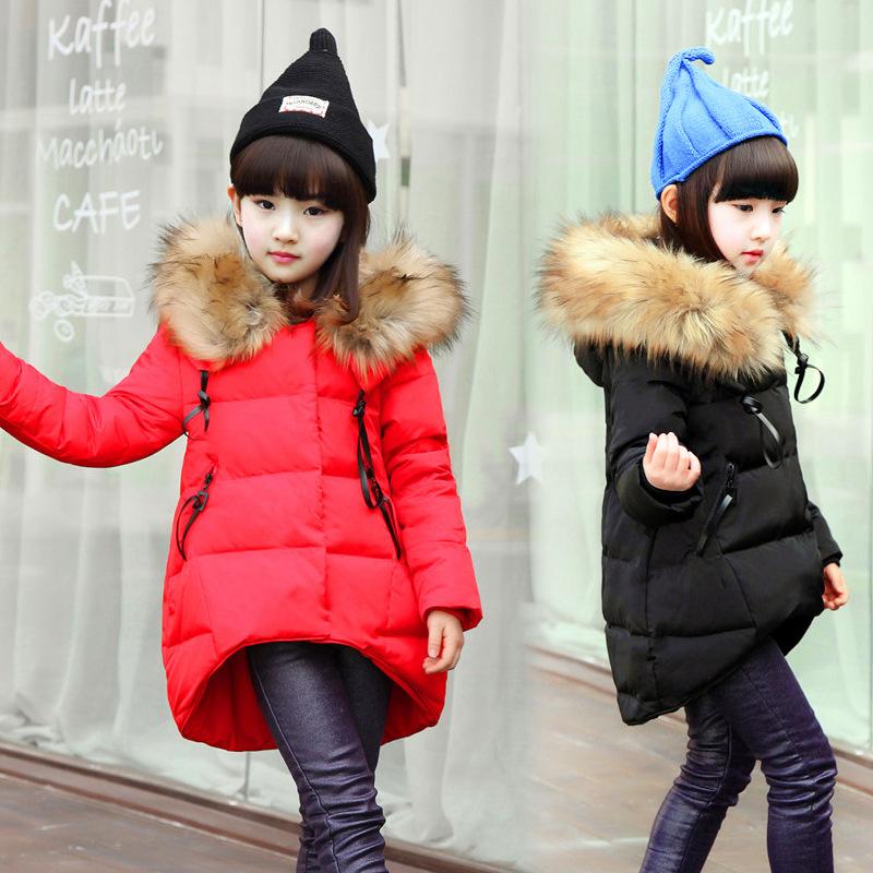 Popular Baby Girl Coats with Fur Hood-Buy Cheap Baby Girl Coats ...