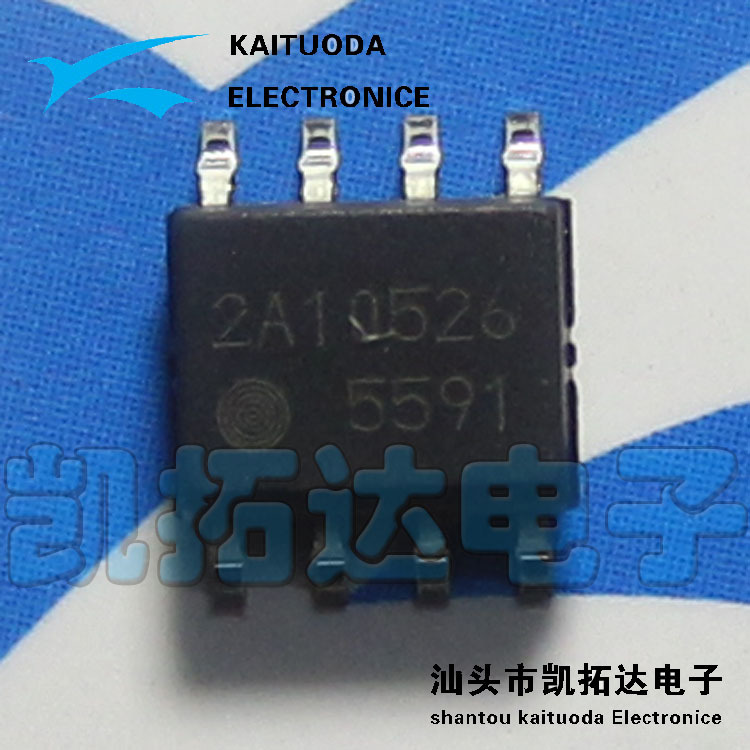 Free shipping 10PCS The new LCD chip FA5591 Power Factor Correction Controller(China (Mainland))