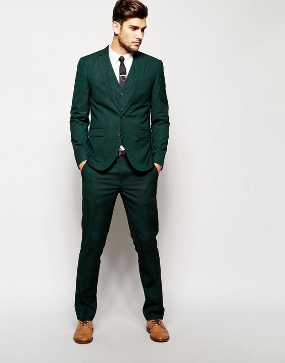 Compare Prices on Mens Dark Green Suit- Online Shopping/Buy Low
