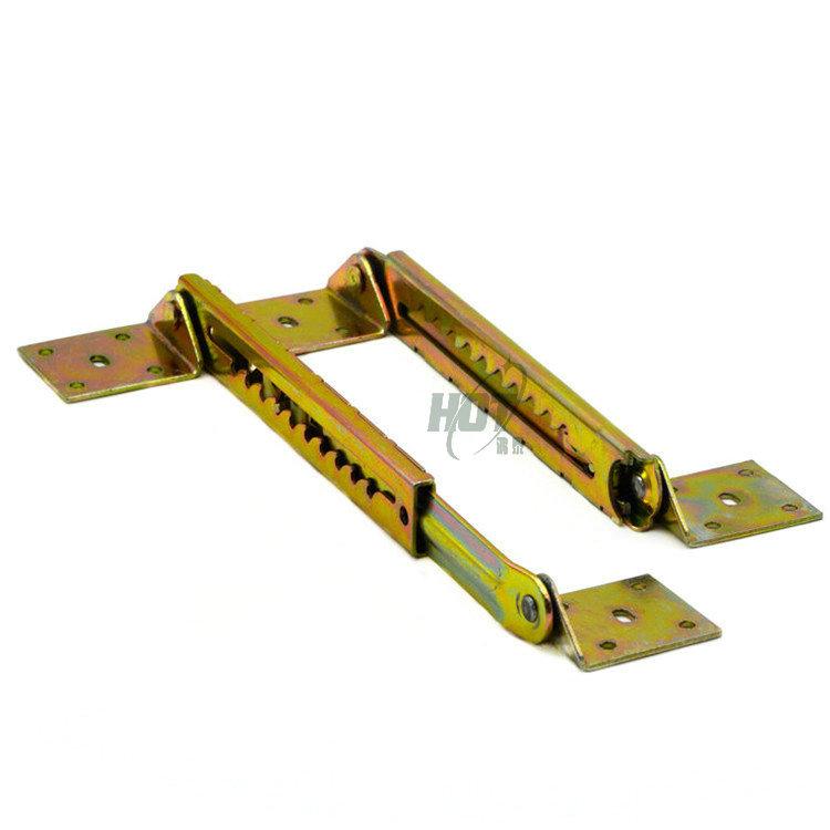 Double Angle Lifting Rod Desk Desktop Adjusting Hinge Angle Regulator Hinge Rod Mechanical Word(China (Mainland))