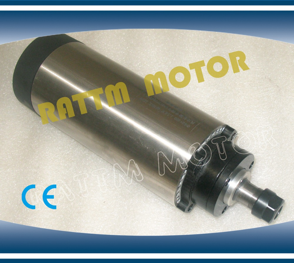 Buy 1 5kw Air Cooled 80x200mm 220v Cnc