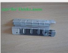 12PCS/lot 220*80*1.2mm Boarding Box Pallet Collar Hinge Hinges With Rivets (8 Rivets per hinge) (China (Mainland))