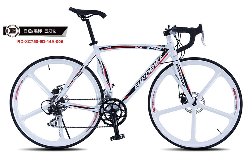 27.5-inch mountain bicycle variable speed road bike, racing bicycle, Front and rear disc brakes(China (Mainland))