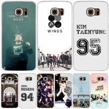 Buy bts bangtan boys V Kim Tae Hyung cell phone case cover Samsung Galaxy A3 A310 A5 A510 A7 A8 A9 2016 2017 for $1.49 in AliExpress store